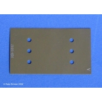 RB-T017 Lama taiere ultra-fina (48 d/cm-120 tpi) pentru modelism