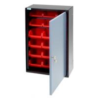 Dulap cutii organizare cu usa si cutii,  600x400x200mm