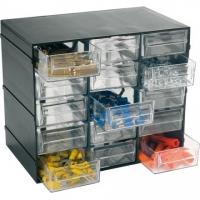 Hobby-15 Modul cutii /sertare transparente 190x140x228mm