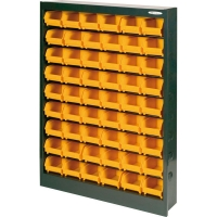 1102/190 Dulap 114 cutii depozitare, 675x205x1900mm