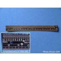 RB-T48 Rigla masurare la scara de 1/48, modelism/hobby
