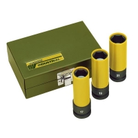 Proxxon 23938 - Trusa chei tubulare de impact pentru prezoane 1/