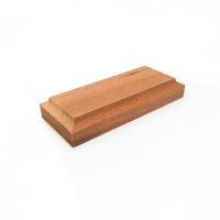 8043 Baza lemn 160x100mm pt modele/figurine modelism.