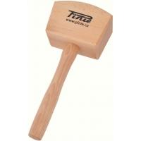 52-1 Ciocan de lemn pentru dulgherie, 350 mm, Pinie