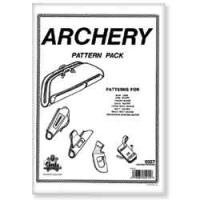 6027-00 Set croieli piele accesorii tir cu arcul Tandy Leather