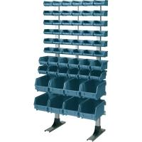 305 kit raft mobil cutii depozitare, 600x300x1250mm