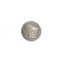 1265-02 Capsa pielarie motiv zimbru