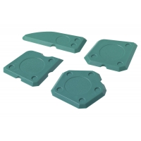 4369000 Set 4 gletiere, Wolfcraft