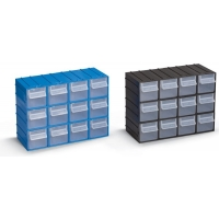 P.H. 03 N Modul cutii/sertare depozitare