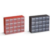 P.H. 04 N Modul cutii/sertare depozitare