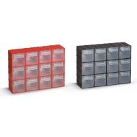 P.H. 06 N Modul cutii/sertare depozitare