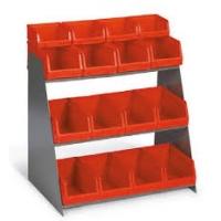 MAS 10 Stand  cutii organizare / depozitare piese
