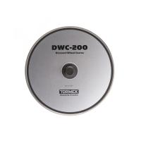 Tormek DWC-200 disc diamantat granulatie 200.
