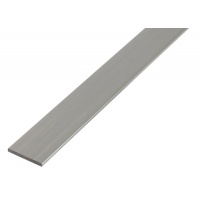 Platbanda aluminiu, L 2000 mm
