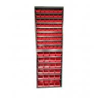 Dulap 78 cutii depozitare, 1310 x 2000 mm