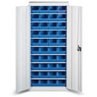 BD 03 Stand cutii organizare / depozitare piese 700x1800x260 mm