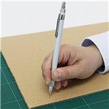Cutter/cutit metalic de precizie subtire dublu -NT Cutter