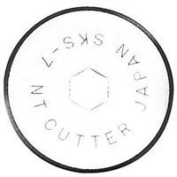 Set 2 lame cutter disc Ø18mm NT Cutter.