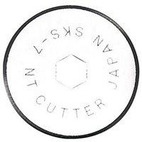 Set 2 lame cutter disc Ø18mm NT Cutter.