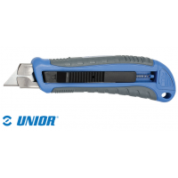556C Cutter retractabil 18mm,UNIOR