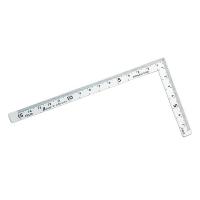 Echer de precizie 15x7,5 cm, Shinwa