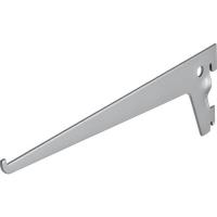 Suport simplu raft pe sina Dolle Single Slot 250mm, pentru rafturi modulare