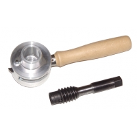 SWSR32 kit lame schimb pt set tarod si filiera pentru lemn, 32mm