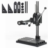 24404 Stand gaurire/frezare 500/350mm cu masa rotativa