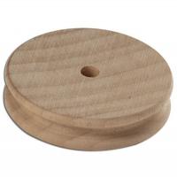 8121-00 Scula modelaj/finisaj din lemn pt pielarie.