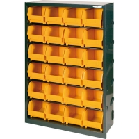 1102/95 Dulap 54 cutii depozitare, 675x205x950mm