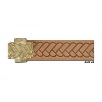 8092-05 Rola scula cu rola embosat pielarie Crafttool Pro