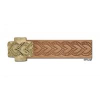 8092-06 Rola scula cu rola embosat pielarie Crafttool Pro